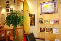 Cafe1770ソファー側
