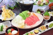 レストラン天空 桂月会席コース