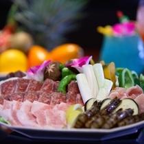 【BBQガーデンC・H・I(ち)】ディナーイメージ