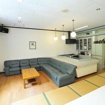館内一例:リラックススペース