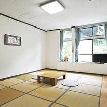 【和室客室一例】和室または洋室のお部屋をご用意いたします