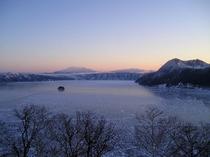 摩周湖_冬03