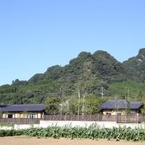 全3室 阿蘇の大自然の中の佇まい