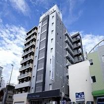 ホテル姫路駅前外観
