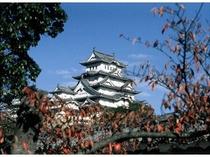 姫路城(秋)