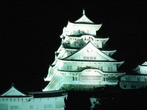 姫路城(ライトアップ)