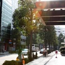 【施設外観】近代的な建物の多い横浜駅。品川へ約18分 渋谷へ約25分 羽田空港へ約25分