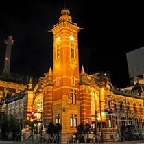 【周辺観光 横浜市開港記念会館】関内・馬車道エリアには開港当時のい趣ある建物があります