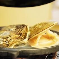 カキ蛤ふんわり