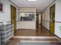 玄関 フロント