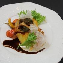 2017年3月4月の料理 偶数日 洋皿