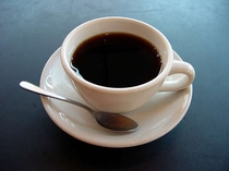 ロビーでコーヒーをサービスしております。