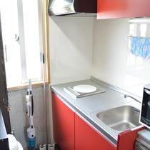105号棟-「ひろB」 かわいいキッチンを完備