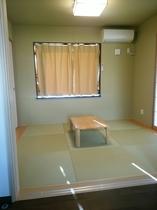 108号棟-「旅の宿」 琉球畳の癒し空間