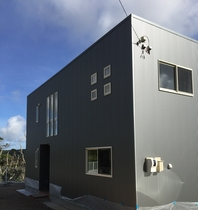 110号棟-「星」 外観 最新デザインハウス
