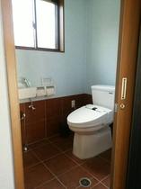 108号棟-「旅の宿」 広々お洒落トイレ