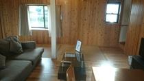 103号棟-「楽」raku 木の温もりを感じるwood調 リビング