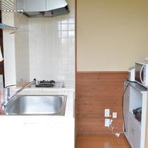 101号棟-「癒」iyashi お料理も♪使いやすい対面式のキッチン