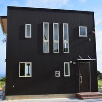 106号棟-「チョコ」★NEWデザイナーズ貸別荘 海を一望できます!