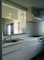 108号棟-「旅の宿」 最新設備が整ったキッチン