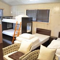 104号棟-「ひろA」 ゆっくりとお休みいただけるベッドルーム
