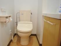 【客室トイレ】