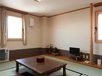 【和室8畳一例】畳の温もりを感じる和室です。