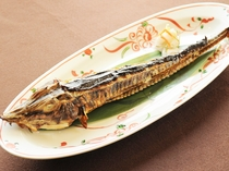 【特選夕食の一例】八角の田楽焼