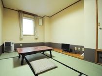 【和室】清潔感のある落ち着いたお部屋です