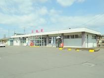 【JR白糠駅】駅より徒歩1分の好立地です