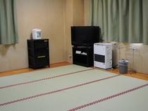 【和室イメージ】空間を広々と使える和室です