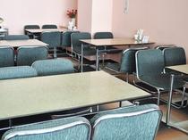 【食堂】朝食は一階の食堂です。