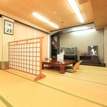 【ビジネスホテル井元本館】-大広間-合宿や大人数での旅行に最適です!