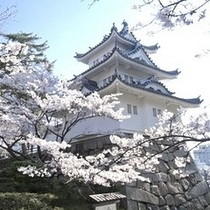 上野市。上野城。桜も綺麗だからみにきてね。<m(__)m>楽天500