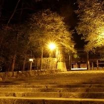 夜の伊勢神宮 夏は遅くまで参拝出来るよ!来てね。 <m(__)m>楽天500