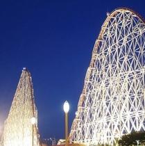 長島スパーランド遊園地。これは怖いでしょ!(@_@&#59;)楽天500