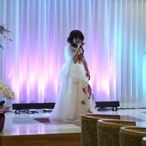 (*^^)vうた湯の郷宿 ドレス姿も綺麗だね! 中ホール 楽天500