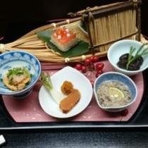 和会席料理の一例。食べに来てね!美味しいよ(*^_^*)楽天500