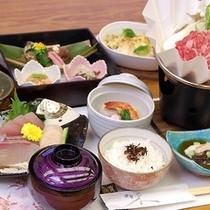 和会席料理のイメージ。季節やプランにより内容は変わります。<m(__)m>楽天500