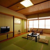 居心地のいい和室。畳のグリンが気持ちいい。(*^^)v楽天500