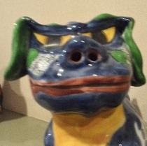 ちょまってちょと待ってお兄さん、ラッスンゴレライ♪ブサ犬。!(^^)!楽天500