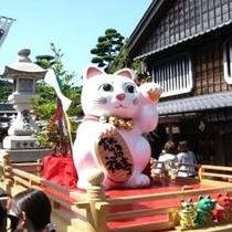 そこのけ、そこのけ、お猫が通る (*^^)v楽天500