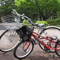 無料レンタサイクルで高原サイクリングに出かけてみては?
