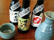 長野県の地酒 「楽國信州」シリーズ