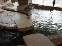 【日帰り温泉 みはらしの湯】 内湯・大浴場