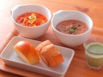 1階musubi cafe/スープセット