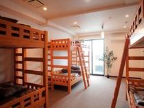東山マウンテンビュードミトリー・相部屋(4階)