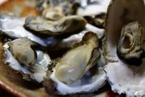 牡蛎焼横位置