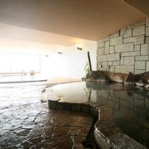 大浴場「白山」