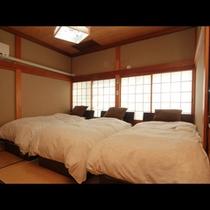 和洋室『松月』 寝室